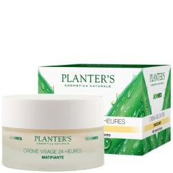 Crema Matificante 24 h con Aloe Vera - Pieles Mixtas