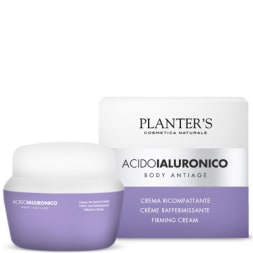Crème raffermissante corps à l'acide hyaluronique - 200 ml