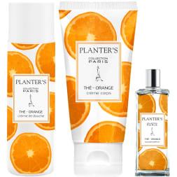 Coffret Thé Orange Eau de parfum 50 ml