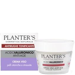Crème anti-âge anti-rides à l'acide hyaluronique - Visage - 50 ml