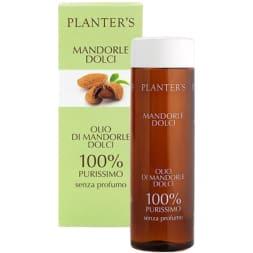 Aceite Nutritivo de Almendra Dulce 100 % Puro Sin Perfume - 200 ml