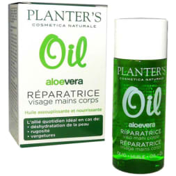 Aceite Nutritivo Reparador con Aloe Vera – Rostro, Manos & Cuerpo - 50 ml