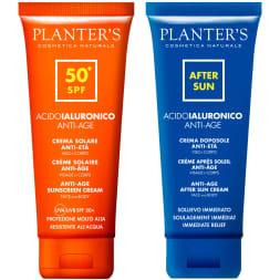 Duo crèmes solaire & après-soleil - SPF 50