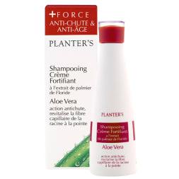 Shampoing fortifiant anti-chute à l'aloe vera - 200 ml