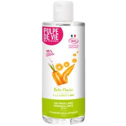 Eau micellaire démaquillante bio Belle plante - Detox - 400 ml