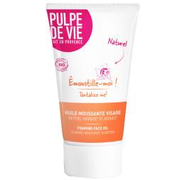 Huile moussante nettoyante bio Emoustille-moi ! - Anti-oxydant - visage - 75 ml