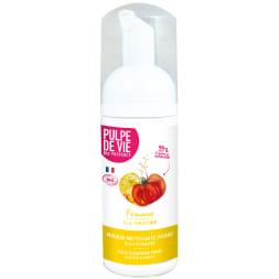 Mousse nettoyante bio Frimousse - Eclat & énergie - visage - 125 ml