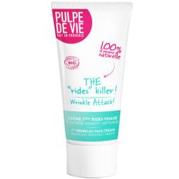 Crème régénérante bio The rides killer - 1ères rides - 30 ml