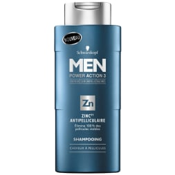 Shampoing Homme - Antipelliculaire - 250 ml