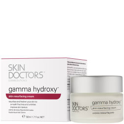 Crema Exfoliante & Anti Arrugas con Ácidos Glicólico, Láctico & Salicílico Gamma Hydroxy - 50 ml