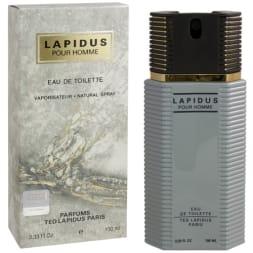 Lapidus pour Homme Eau de toilette 100 ml - Homme