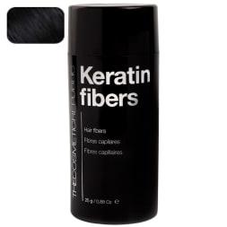 Poudre de microfibres de kératine - Noir - 80 applications