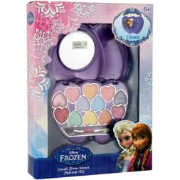 Kit de maquillage cœur - La Reine des Neiges