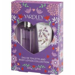 Coffret English lavender Eau de toilette 50 ml
