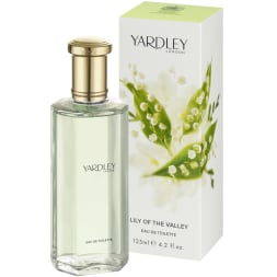 Lily of the valley Eau de toilette 125 ml